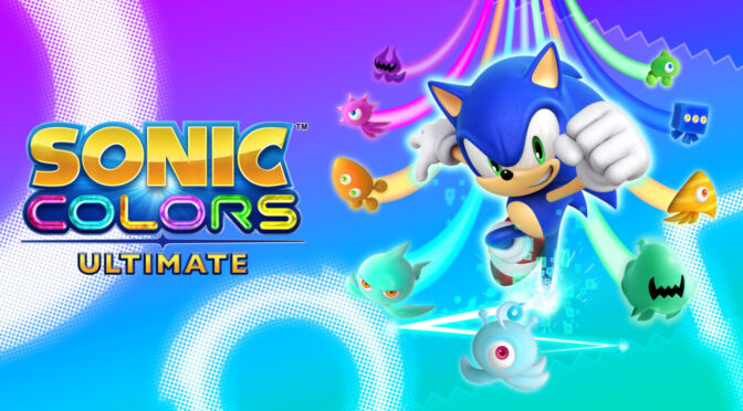 iam8bit up with preorders for a Sonic Colors: Ultimate vinyl soundtrack