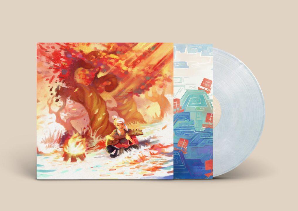 Windbound - Front, White Vinyl