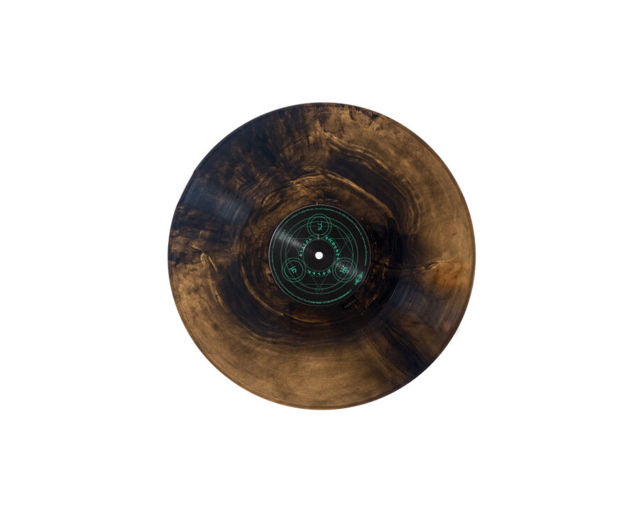 Crest Of Flames - Vinyl