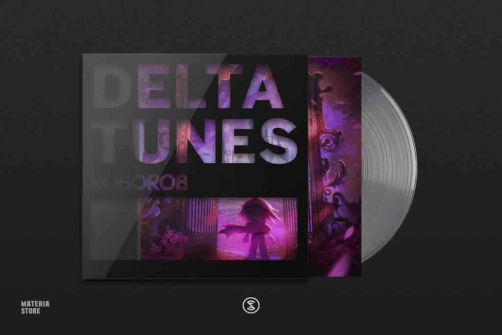 Deltatunes - Front