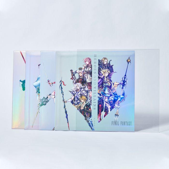 Final Fantasy: Heroes And Villains - Box