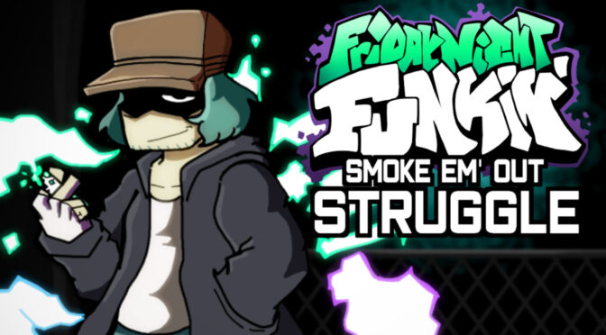 Vs. Annie and Smoke 'Em Out Struggle Friday Night Funkin mod vinyl up for preorder