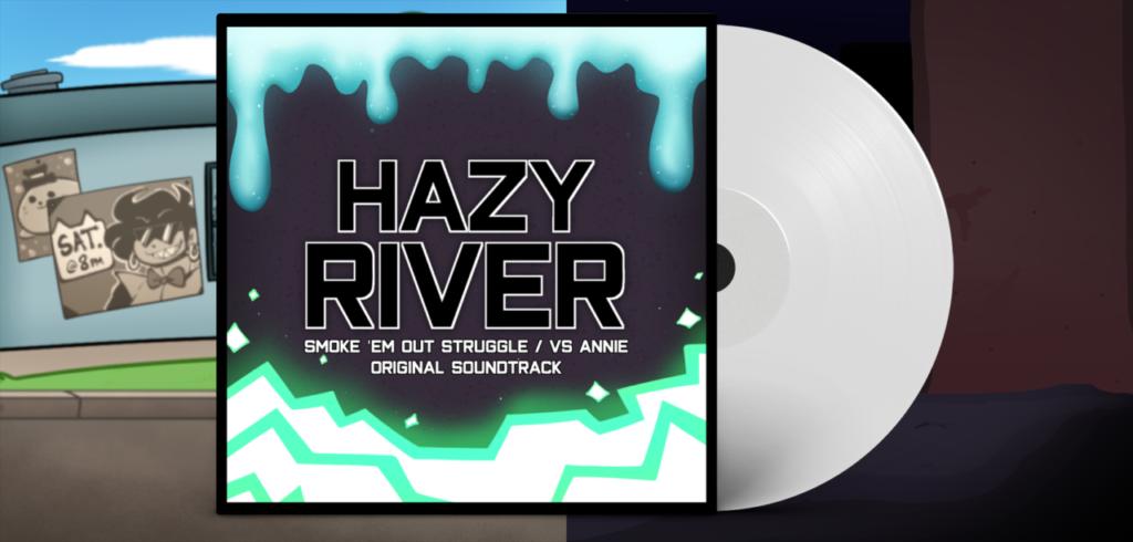 Hazy River - Front