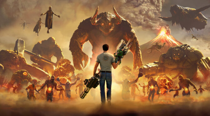 Serious Sam 4 - Feature
