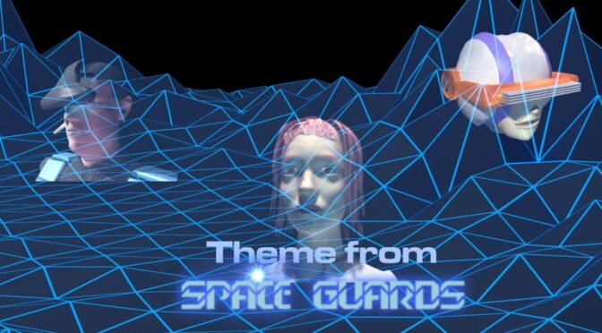 EP with music from Space Guards available to order
