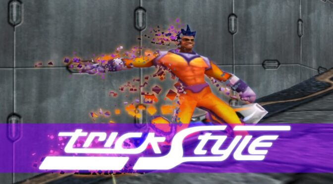 TrickStyle vinyl soundtrack now  available from Respawned Records