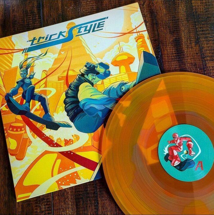 TrickStyle - Front & Vinyl